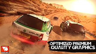 Rally Racer Drift скриншот 3