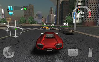 Racer: Underground скриншот 2