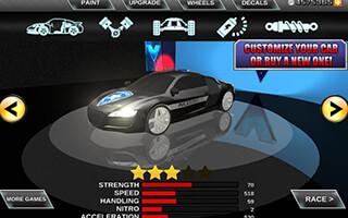 Crazy Driver: Police Duty 3D скриншот 2