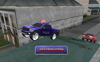 Crazy Driver: Police Duty 3D скриншот 3