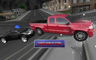 Crazy Driver: Police Duty 3D скриншот 4