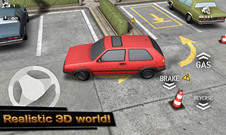 Backyard Parking 3D скриншот 1