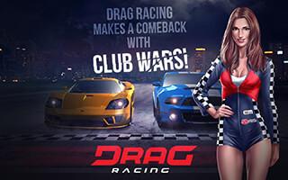 Drag Racing: Club Wars скриншот 1