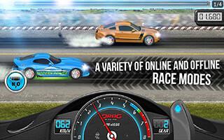 Drag Racing: Club Wars скриншот 2