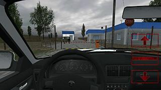 Closed Area скриншот 1