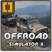 Offroad Track Simulator 4x4 иконка