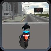 Motorbike Driving Simulator 3D иконка