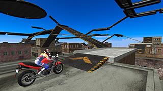 Motorbike Driving Simulator 3D скриншот 3