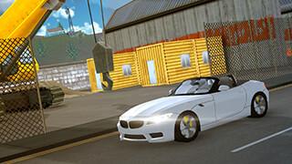 Extreme Racing GT Simulator 3D скриншот 1