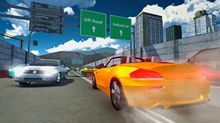 Extreme Racing GT Simulator 3D скриншот 4