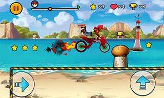 Moto Extreme: Motor Rider скриншот 1
