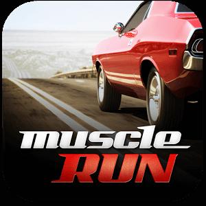 Гонки на мощных авто (Muscle Run)