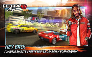 Fetty Wap: Nitro Nation Stories скриншот 1