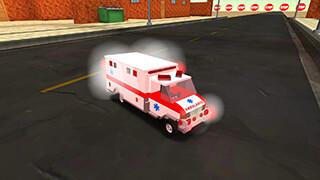Cartoon Race Car скриншот 4