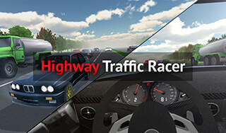 Highway Traffic Racer скриншот 1