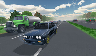 Highway Traffic Racer скриншот 2