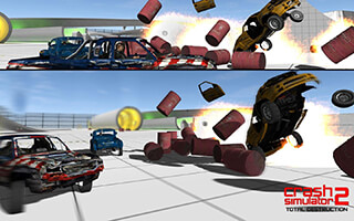 Car Crash 2: Total Destruction скриншот 1