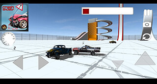 Car Crash Simulator Racing скриншот 1
