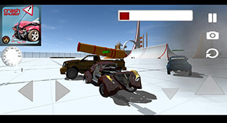 Car Crash Simulator Racing скриншот 2