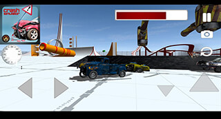 Car Crash Simulator Racing скриншот 3