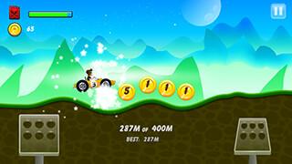 Hill Racing: Mountain Climb скриншот 2