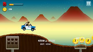 Hill Racing: Mountain Climb скриншот 3