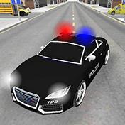 Police Car Racer иконка