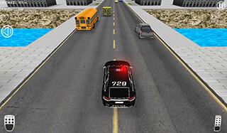 Police Car Racer скриншот 3