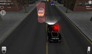 Police Car Racer скриншот 4