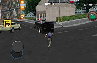 Police Bus Prison Transport 3D скриншот 1