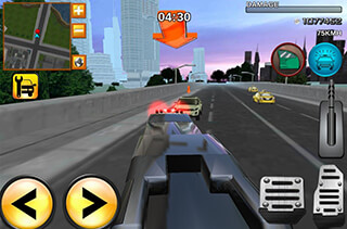 Police Bus Prison Transport 3D скриншот 3