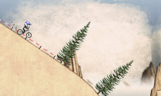 Stickman: Downhill скриншот 1
