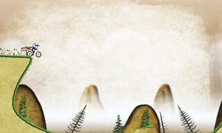 Stickman: Downhill скриншот 4