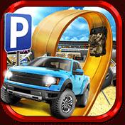 3D Monster Truck: Parking Game иконка