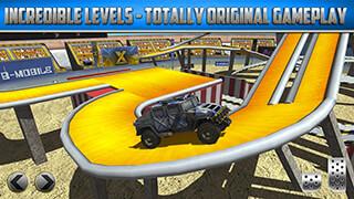 3D Monster Truck: Parking Game скриншот 4