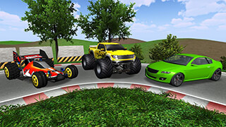 Car Driving Simulator скриншот 1
