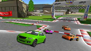 Car Driving Simulator скриншот 3