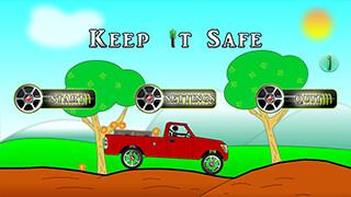 Keep It Safe: Hill Racing Game скриншот 1