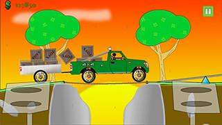 Keep It Safe: Hill Racing Game скриншот 2