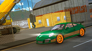 Racing Car: Driving Simulator скриншот 2