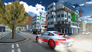 Racing Car: Driving Simulator скриншот 3