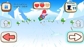 Kids Winter Games скриншот 1