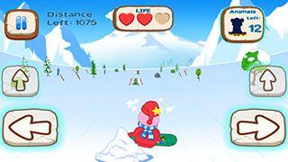 Kids Winter Games скриншот 2