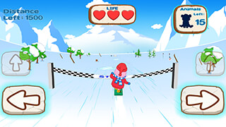 Kids Winter Games скриншот 3