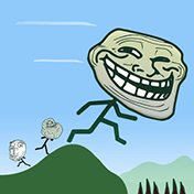 Troll Face: Multiplayer иконка
