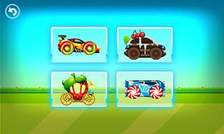 Candy Land Racing скриншот 1