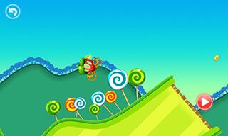 Candy Land Racing скриншот 2