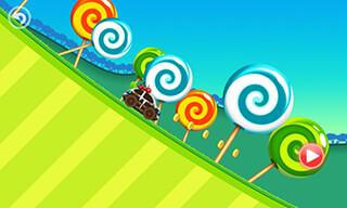 Candy Land Racing скриншот 3