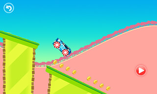 Candy Land Racing скриншот 4