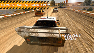 Rally Racer: Unlocked скриншот 1